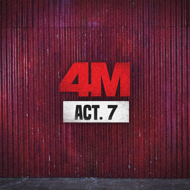 Act. 7 - EP by 4Minute