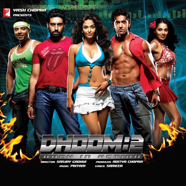 Dhoom Again - Dominique Cerejo & Vishal Dadlani