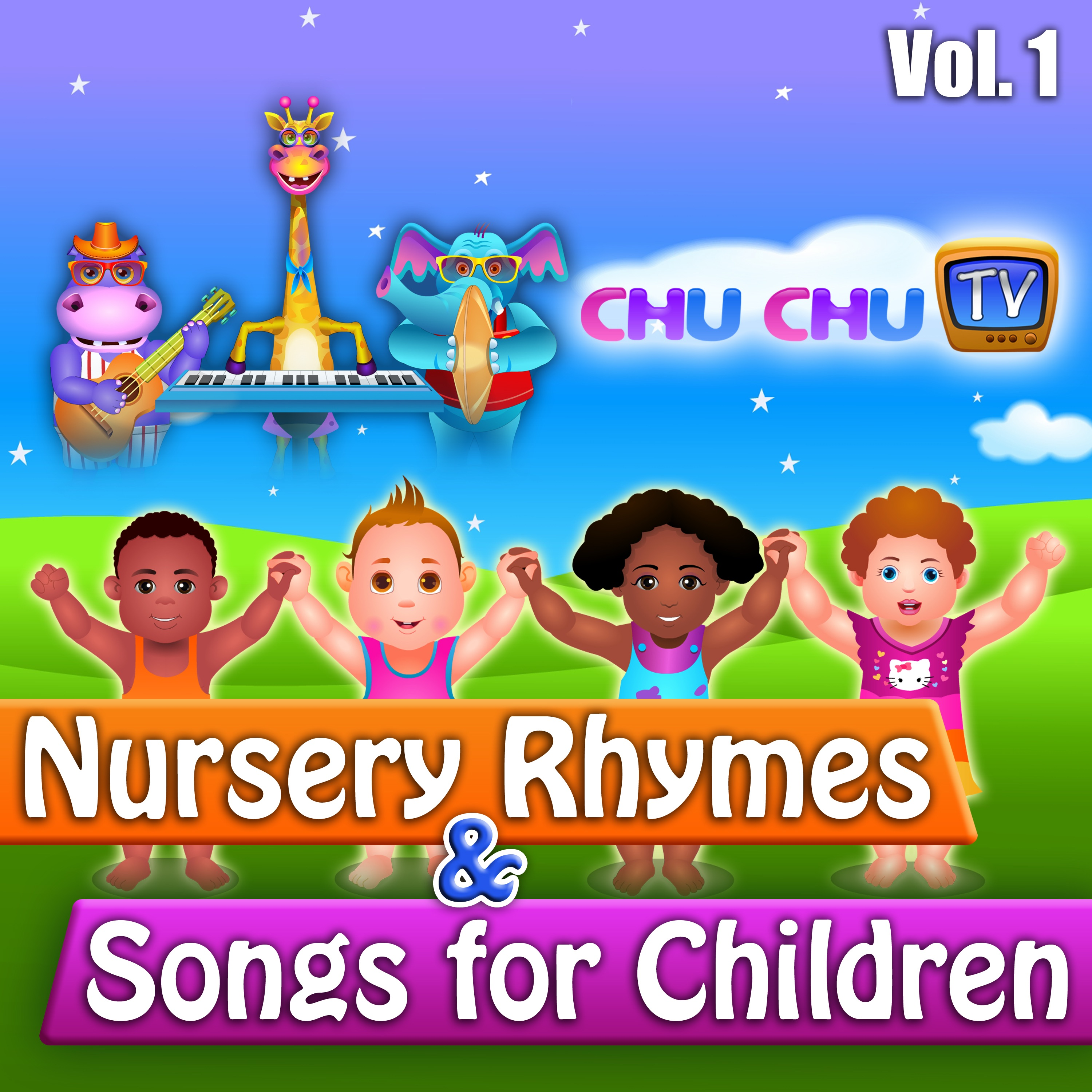 Baby Children Nursery Rhyme Song Chuchutv Nursery Rhymes And Songs For Children Vol 1 By