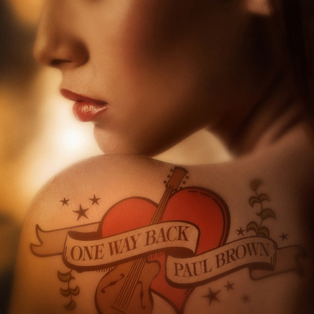 One Way Back by Paul Brown