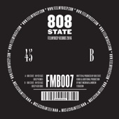 808 State - In Yer Face (Bicep Remix)  artwork