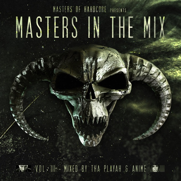 Masters In the Mix Vol. III (Mixed by the Playah & Anime) by Various Artists