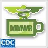 MMWR - A Cup of Health with CDC アートワーク