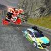 Atif Mumtaz - モーターロボットレース–スチールアーマーロボットゲーム アートワーク