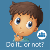 Janine Toole - Do It... Or Not? Social Skills for ASD Kids (SE) アートワーク