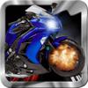 Carolina Vergara - A Battle Of Fast Bike: Motor Adventure アートワーク