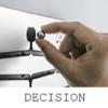 min chen - Decision Board アートワーク