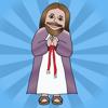 Wayne Hagerty - Jesus Emoji Christian Sticker App アートワーク