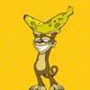 SHAIK AHMED - Go Go Bananas アートワーク