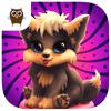 TutoTOONS - My Cute Dog Bella - No Ads アートワーク