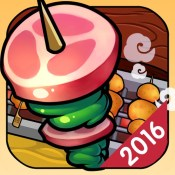 Happy BBQ 2016 Special Edition【the most popular puzzle game,free!】