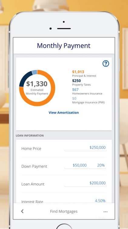 Mortgage - Payment Calculator, Home Loans  Rates by Homes