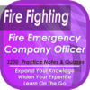 Karim SLITI - Fire, Hazards & Emergency Services Company Officer: 3200 Study Notes, Tips, Concepts & Quizzes (Principles, Tactics & best Practices ) アートワーク