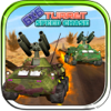 Syeda Kausar fatima - 6X6 Turret Speed Chase アートワーク