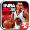 2K - NBA 2K16 アートワーク