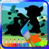 Pojjana Sripipattanagul - Coloring Pages For kids Paws Edition アートワーク