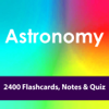 Ahmed Sliti - Astronomy exam & review 2400 flashcard アートワーク