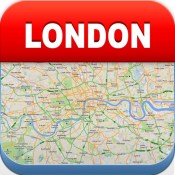 London Offline Map - City Metro Airport & Travel Route Planner