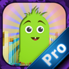 Yeisela Ordonez Vaquiro - A Lost Monster In The City Pro - A Crazy Adventure Monstrous アートワーク