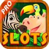 Nguyen Hieu - Jungle Wild Slot Machine: Lucky Casino Slots HD! アートワーク