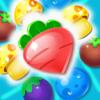 JuYing Yu - ファームフルーツ英雄 - 時間を殺すために果物やお菓子カジュアルゲームの人気のタイプ アートワーク