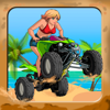 Skullbox Games - ATV Beach Racing PRO - Full Off-Road Stunts Version アートワーク