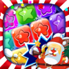 JuYing Yu - クリスマス版キャンディスター除去:スターのクリスマスバージョンファームクラスカジュアルゲームを排除 アートワーク