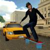Psychotropic Games - 3D Hoverboard Racing PRO - Full Self Balancing Board Version アートワーク