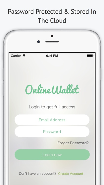 Online Wallet- Easily Track Personal Finances by Carlos Romeu