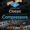 ASK Video - Course For UA Classic Compressors アートワーク