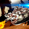 Yeisela Ordonez Vaquiro - A Combat Hero Duty - A Iron Tanks Game アートワーク