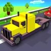 Tongo Games - ブロッキー 丘 車 そして トラック 運転 シム アートワーク