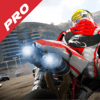 Carolina Vergara - A High Speed Crash PRO: A 3D Motorcycle Free Turbo アートワーク