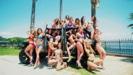 CYBERJAPAN DANCERS - Summertime Forever アートワーク
