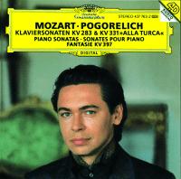 Fantasia in D Minor, K. 397: Andante - Adagio - Allegretto Ivo Pogorelich