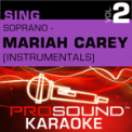 Free Download ProSound Karaoke Band All I Want For Christmas Is You (Karaoke With Background Vocals) [In the Style of Mariah Carey] Mp3