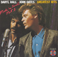 Maneater Daryl Hall & John Oates