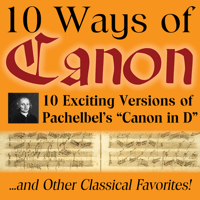 Pachelbel Canon In D - Orchestral (Cannon, Kanon) Michael Silverman