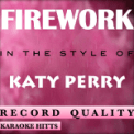 Free Download Karaoke Hitts Katy Perry - Firework [Karaoke/Instrumental] Mp3