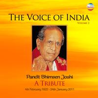 Jo Bhaje Hari Ko Sada – Bhajan – Raga Bhairavi Pandit Bhimsen Joshi
