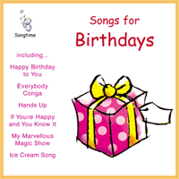 Birthdays Theme Kidzone MP3