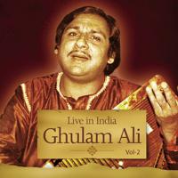 Apni Dhun Mein Rehta Hoon (Live) Ghulam Ali