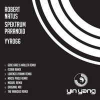 Spektrum Paranoid (Lorenzo D'Ianni Remix) Robert Natus