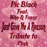 Just Give Me a Reason (feat. Niko & Franz) [Kizomba Remix] Pic Black