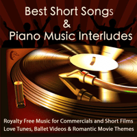 Romantic Song (Television Music Piano) Short Songs & Interludes Masters