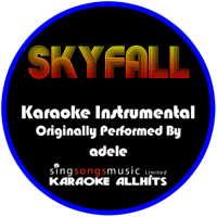 Skyfall (Originally Performed By Adele) [Instrumental Version] Karaoke All Hits