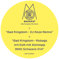 Bad Kingdom (DJ Koze Remix) Moderat
