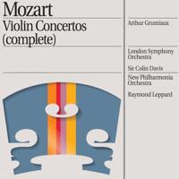 Violin Concerto No. 1 in B-Flat Major, K. 207: III. Presto Arthur Grumiaux, London Symphony Orchestra & Sir Colin Davis