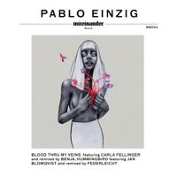 Blood Thru My Veins (feat. Carla Fellinger) Pablo Einzig