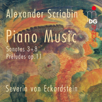 24 Preludes, Op. 11: I. Vivace in C Major Severin von Eckardstein MP3